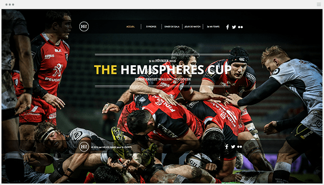 The Hemispheres Cup